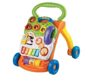 This is an image of a walker Vtech First Steps Baby Walker