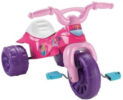 This is an image of girls barbie tough in pink and purple color