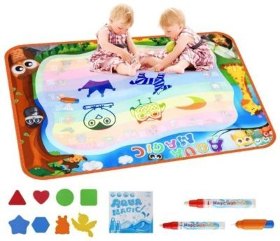 This is an image of baby educational drawing mat