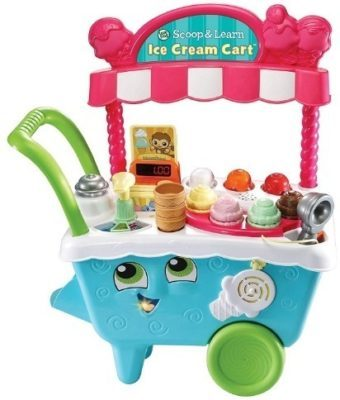 This is an image of baby ice cream cart toy