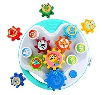This is an image of baby einstein musical gear symphony