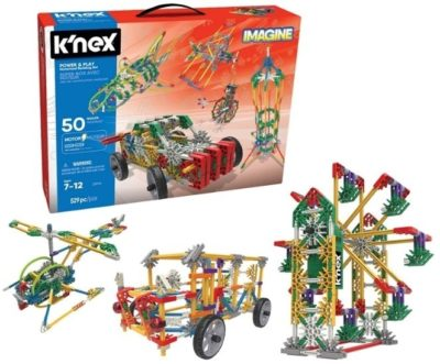 This is an image of erector set for kids to build