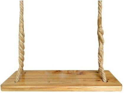 This is an image of kids waterproof wood swing