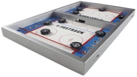 This is an image of kid's NHL board game