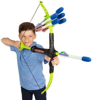 This is an image of kid's faux bow 3