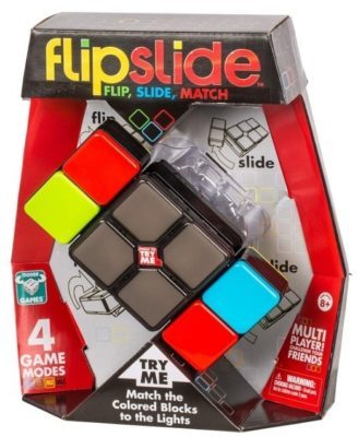 This is an image of kid's flipslide game