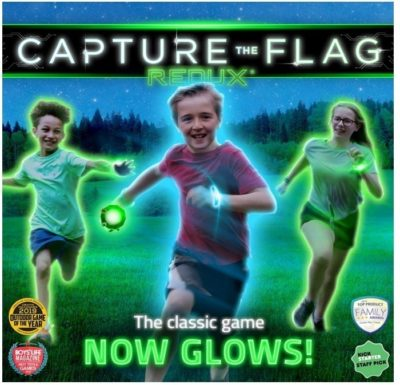 This is an image of kid's glow in the dark in colorful colors