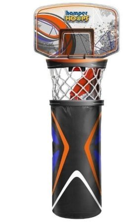 This is an image of kid's basketball hoop