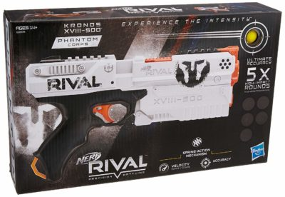 This is an image of an outdoor Kronos toy gun.