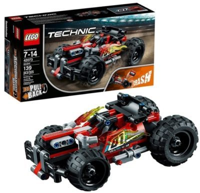 This is an image of kid's lego technic building kit