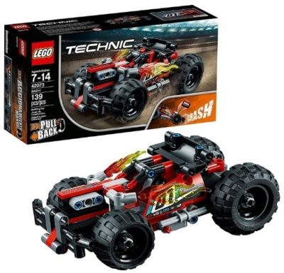 This is an image of boy's lego technic building kit