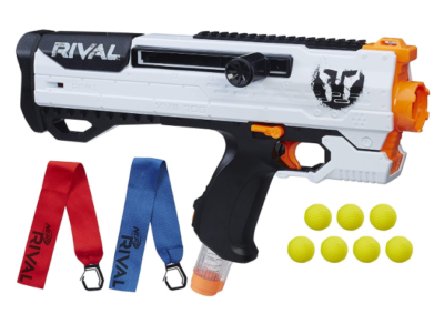 This is an image of a Phantom Corps toy blaster.