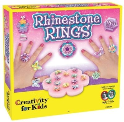 This is an image of girl's ring making kit
