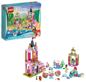 this is an image of disney princess lego