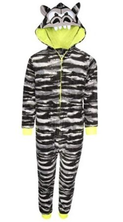 This is an image of boy's pajamas sleep over in colorful colors