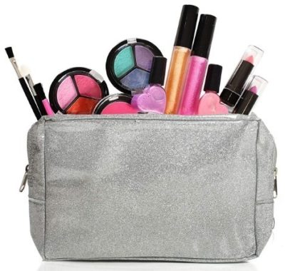 This is an image of girl's washable makeup set in multi colors