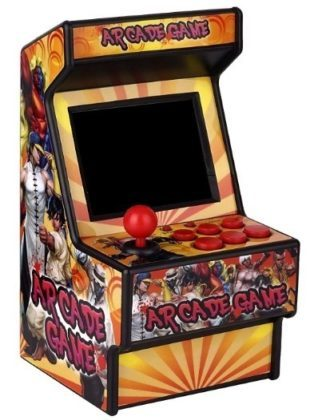 This is an image of boy's mini arcade machine