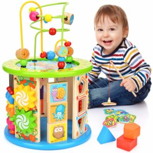 Babies 6 Pack Figure Multicolor Developmental Baby Toys