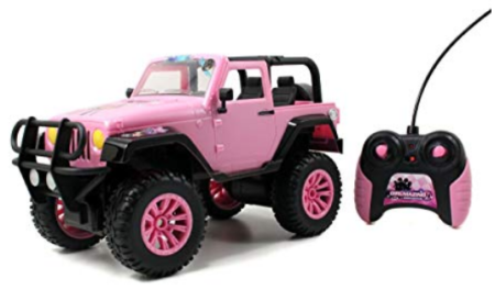 this is an image of Toys girlmazing in pink color