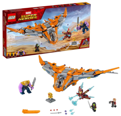 this is an image of lego super heroes building sit in multi-colored colors