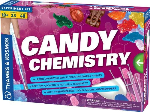 This is an image of candy making set